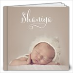 Shaniya s first year - Regular 12 x 12  album - 12x12 Photo Book (20 pages)