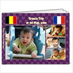 France trip - 7x5 Photo Book (20 pages)