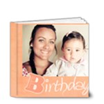 My birthday 4x4 - 4x4 Deluxe Photo Book (20 pages)