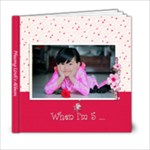 Carrot - 6x6 Photo Book (20 pages)