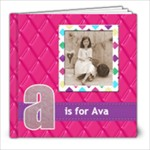 ava abc - 8x8 Photo Book (20 pages)