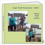 CYP - 12x12 Photo Book (20 pages)