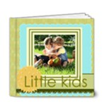 kids, play, family, fun, happy, nice - 6x6 Deluxe Photo Book (20 pages)