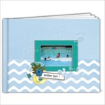 9x7 - Water Fun - 9x7 Photo Book (20 pages)