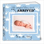 deacon newborn - 8x8 Photo Book (20 pages)