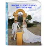 two lover point - 8x10 Deluxe Photo Book (20 pages)