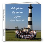 Adoption Reunion 2014 - 8x8 Photo Book (20 pages)