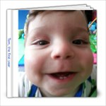 tom - 8x8 Photo Book (20 pages)