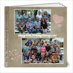 Mom - 8x8 Photo Book (20 pages)