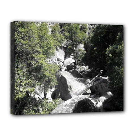 Yosemite National Park Canvas 14  X 11  (stretched) by LokisStuffnMore
