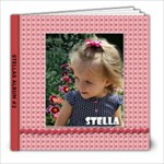 2___Stella Album 2 - 8x8 Photo Book (20 pages)