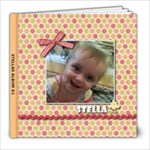 1 STELLA Alb - 8x8 Photo Book (20 pages)