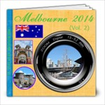melbourne 2014 vol. 2 - 8x8 Photo Book (20 pages)