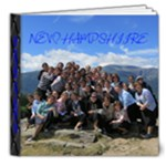NH - 8x8 Deluxe Photo Book (20 pages)