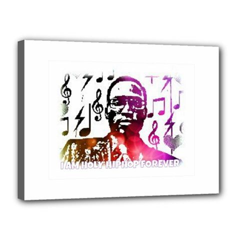 Iamholyhiphopforever 11 Yea Mgclothingstore2 Jpg Canvas 16  X 12  (framed) by christianhiphopWarclothe