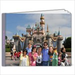 California Trip with Girls - 11 x 8.5 Photo Book(20 pages)