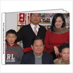 Kevin s happy moment with relatives & friends - 9x7 Photo Book (20 pages)