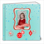 xmas - 8x8 Photo Book (20 pages)
