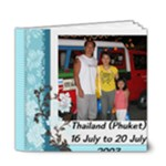 2003 - 6x6 Deluxe Photo Book (20 pages)
