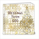 Blessings from God Album - 6x6 Photo Book (20 pages)
