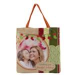 xmas - Grocery Tote Bag