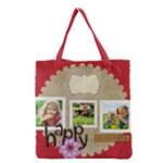 kids - Grocery Tote Bag