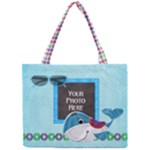 Swim tiny tote - Mini Tote Bag