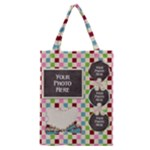 Christmas Dazzle classic tote - Classic Tote Bag