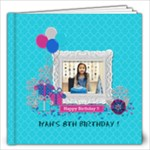12x12: Glittery Birthday - 12x12 Photo Book (20 pages)