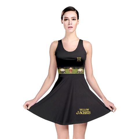 Reversible Skater Dress