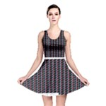 Mini Domino - Reversible Skater Dress