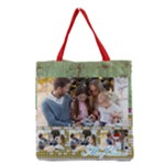 xmas - Grocery Tote Bag