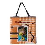 halloween - Grocery Tote Bag