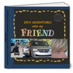 memories - 8x8 Deluxe Photo Book (20 pages)