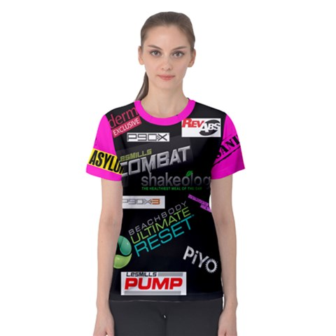 Women s Sport Mesh Tee