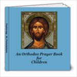 Prayer Book  General 4 St. Panteleimon - 8x8 Photo Book (20 pages)