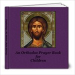 Prayer Book  General 7 St. Helen (Eleni) - 8x8 Photo Book (20 pages)