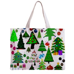 Oh Christmas Tree Full All Over Print Tiny Tote Bag by StuffOrSomething