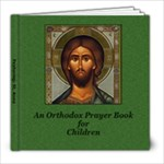 Prayer Book  General 10 St. Anna - 8x8 Photo Book (20 pages)