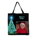 Christmas Things Full Grocery Tote Bag