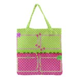 Little Princess Full Grocery Tote Bag