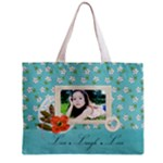 Tiny Tote Bag : Live Laugh Love 2 - Mini Tote Bag