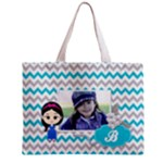 Tiny Tote Bag : My Little Girl - Mini Tote Bag