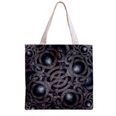 Mystic Arabesque Full All Over Print Grocery Tote Bag by dflcprints