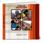 Colca, Arequipa 2014 - 8x8 Photo Book (20 pages)