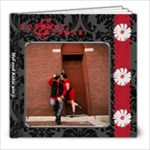 red book - 8x8 Photo Book (20 pages)