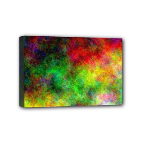Plasma 29 Mini Canvas 6  X 4  (framed) by BestCustomGiftsForYou