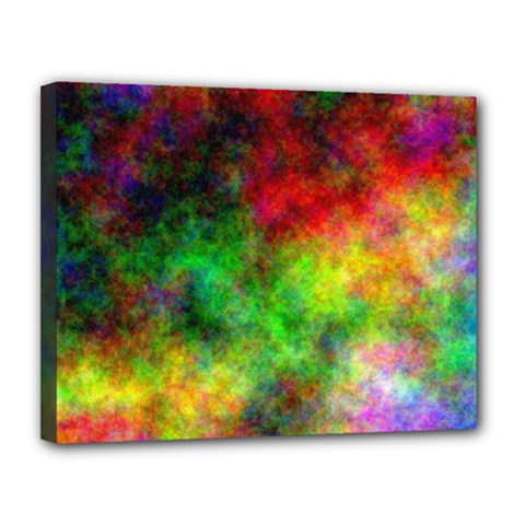 Plasma 29 Canvas 14  X 11  (framed) by BestCustomGiftsForYou