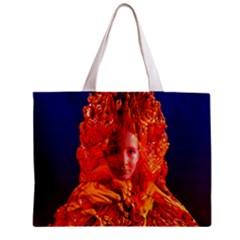 Organic Meditation All Over Print Tiny Tote Bag by icarusismartdesigns