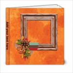 Autumn Love - 6x6 Photo Book (20 pages)